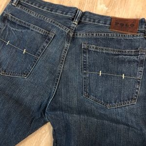 Polo by Ralph Lauren Straight Fit Men's Jeans